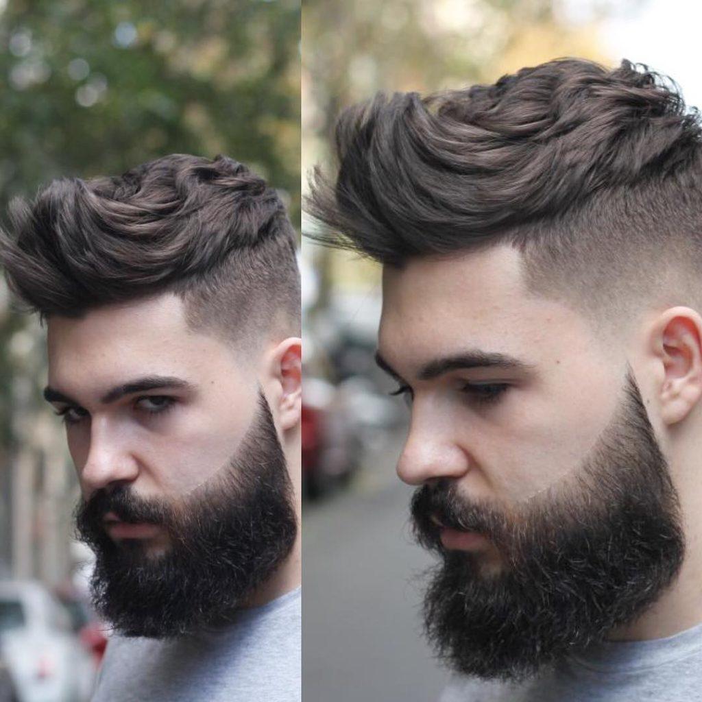 Textured Quiff Hairstyles For Men