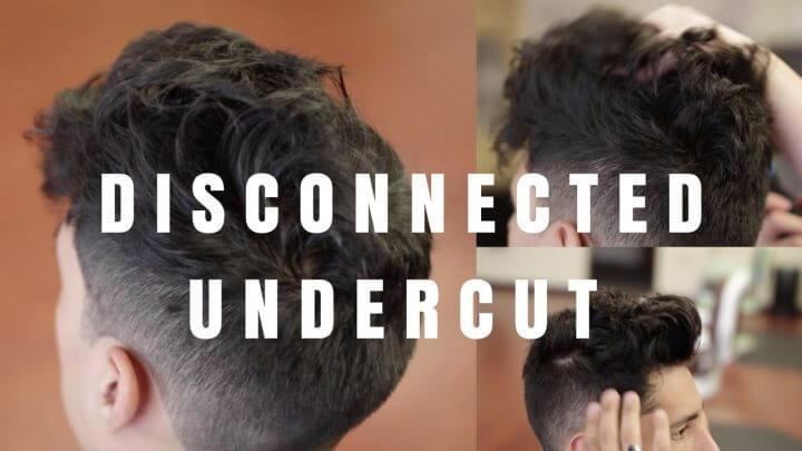 Disconnected Undercuts For Men