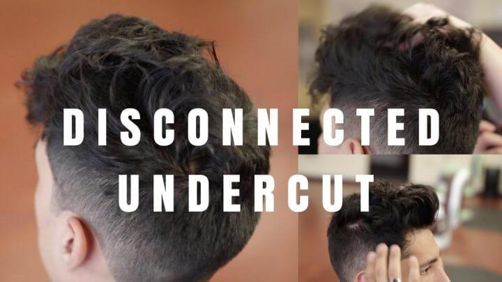 Disconnected Undercuts For Men