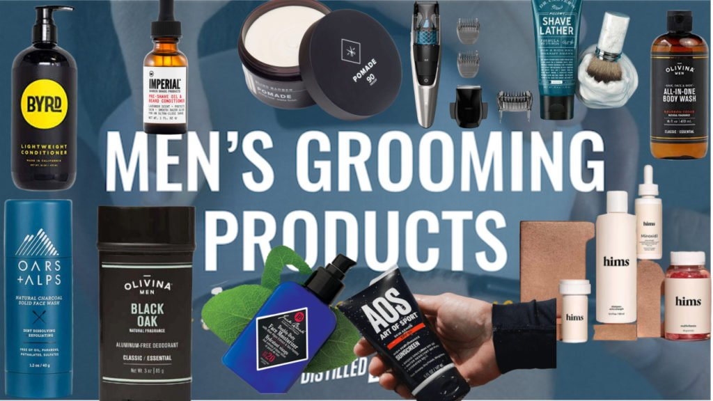 Best Men's Grooming Products Of 2020-Mens Grooming Tips.
